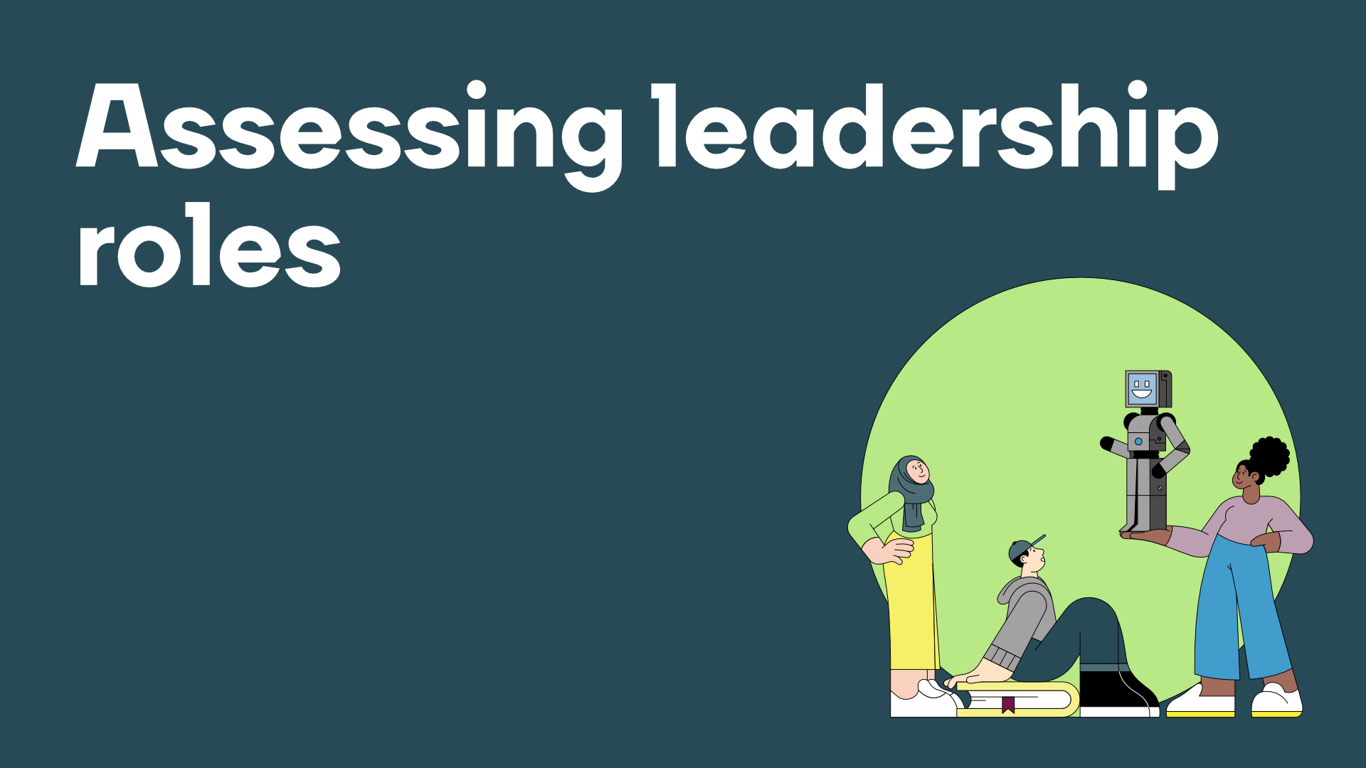 Assessing leadership roles at work - clevry