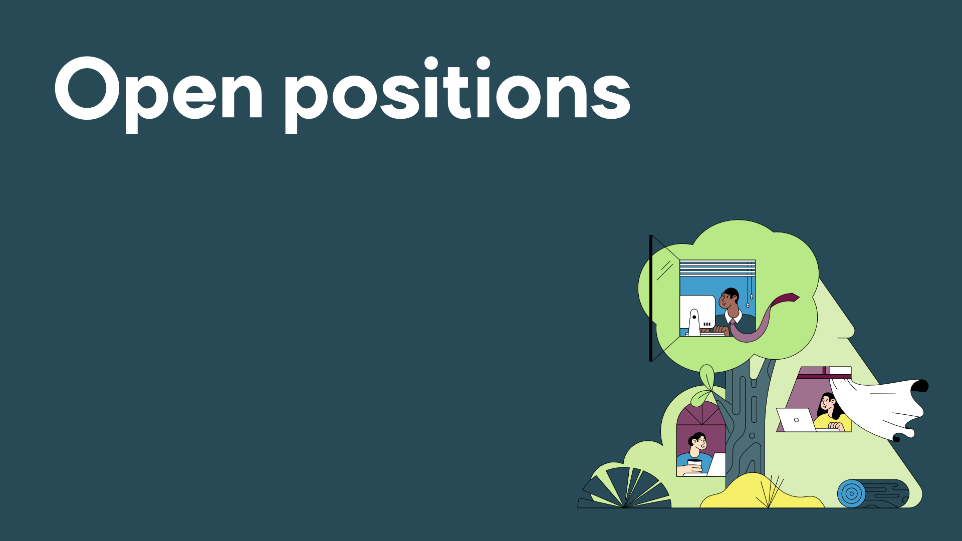 Open positions - Clevry career blog